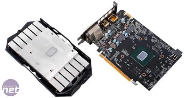 Nvidia GeForce GTX 950 Review: feat. Gigabyte Gigabyte GeForce GTX 950 OC 2GB Review - The Card