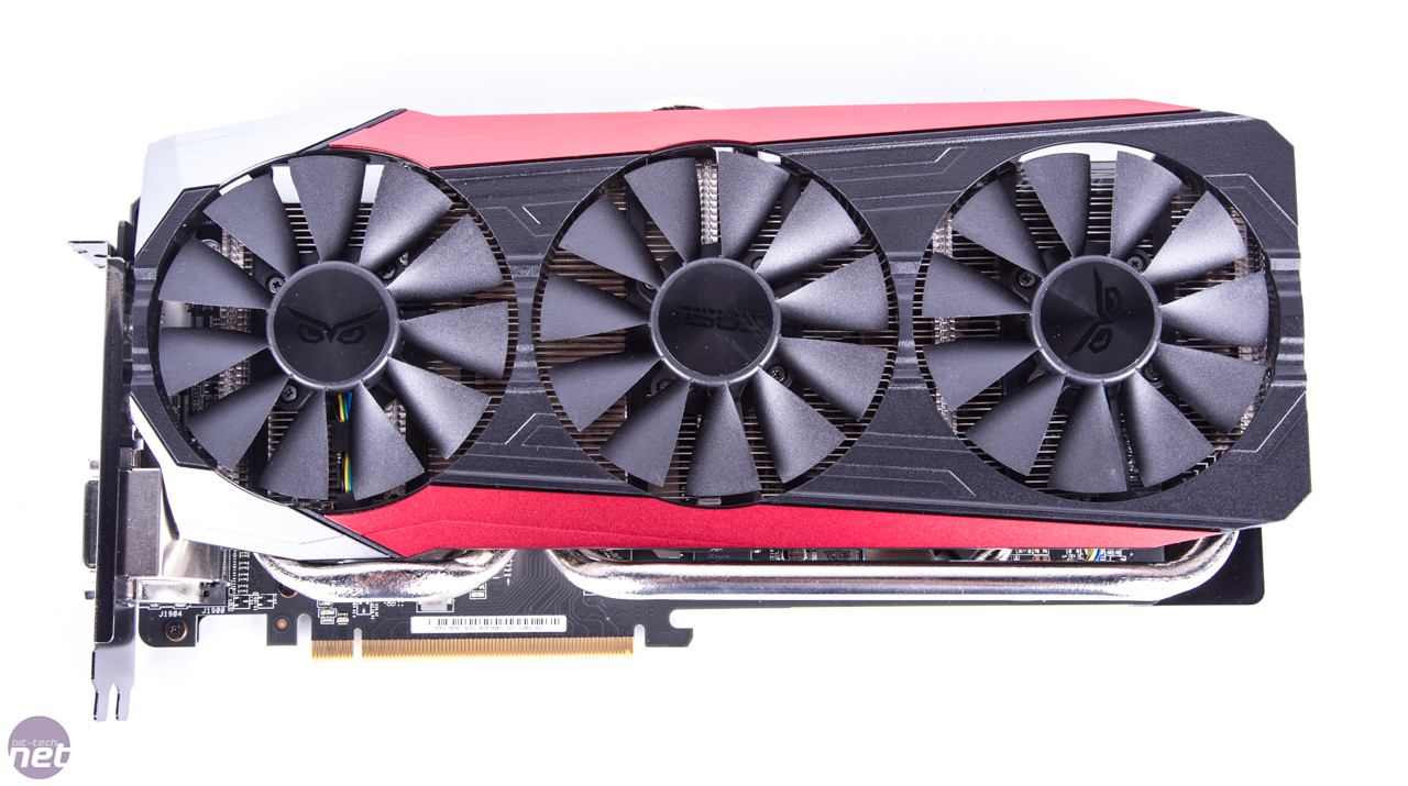Asus Radeon R9 390 Strix OC Review | bit-tech net