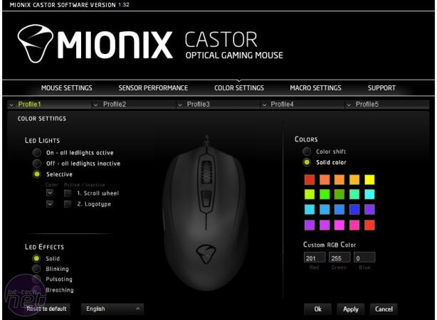 Mionix Castor Review