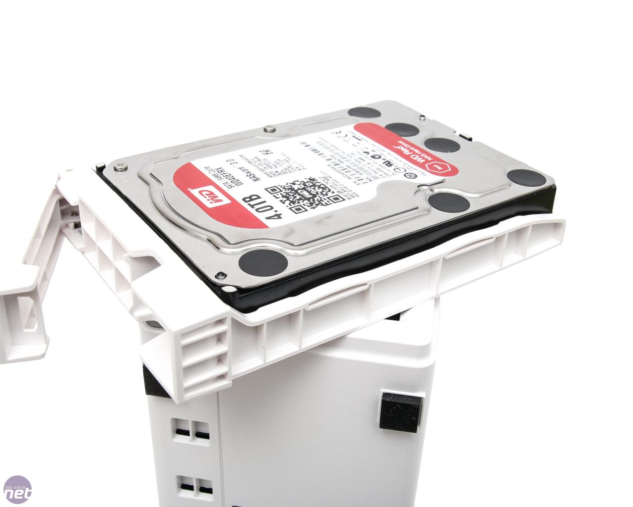 Qnap Ts 231 Review 228 2 Bay Nas Server External Storage Click To Enlarge