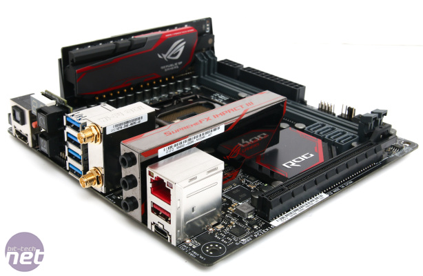 Asus Maximus VIII Impact Preview - Has the King Returned? Asus Maximus VIII Impact Preview