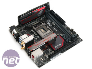 Asus Maximus VIII Impact Review