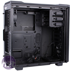 Be Quiet! Silent Base 600 Review Be Quiet! Silent Base 600 Review - Interior