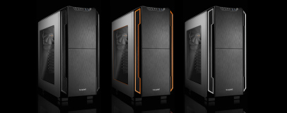 Win one of three be quiet! Silent Base 600 cases