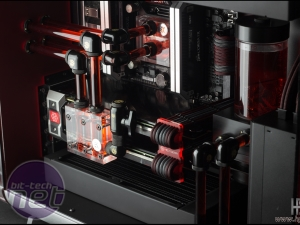 Bit-tech Modding Update - October 2015 in association with Corsair HEX GEAR R40 Engineering Station by p0Pe