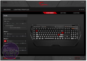 *G.Skill Ripjaws MX780 and Ripjaws KM780 RGB Reviews G.Skill Ripjaws KM780 RGB Review - Software, Performance and Conclusion
