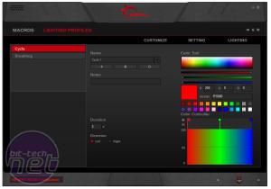 *G.Skill Ripjaws MX780 and Ripjaws KM780 RGB Reviews G.Skill Ripjaws MX780 Review - Software, Performance and Conclusion