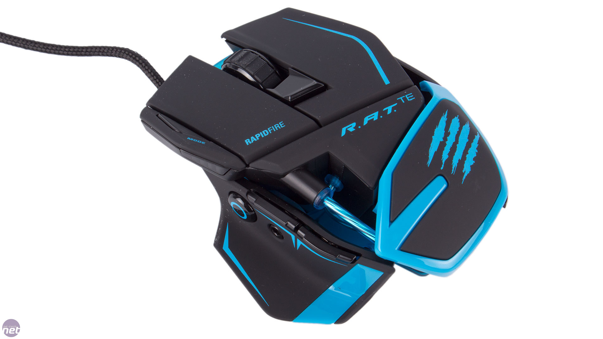 Mad Catz RAT 9 Wireless Zwart  Coolblue  alles voor