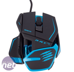Mad Catz RAT TE and STRIKE TE Reviews Mad Catz RAT TE Review