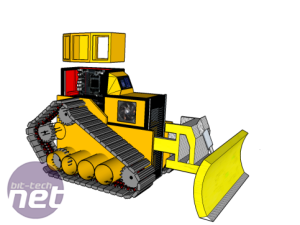 Mod of the Month September 2015 in association with Corsair Bulldozer project - AMD Tribute by BaxterTheFly