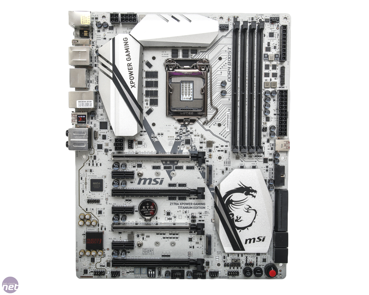 Info Harga Msi Z170a Mpower Gaming Titanium Lga 1151 Intel Z170 Hdmi Tang Ampere Fluke 376 With Ifex Xpower Edition Review Sata 6gb S