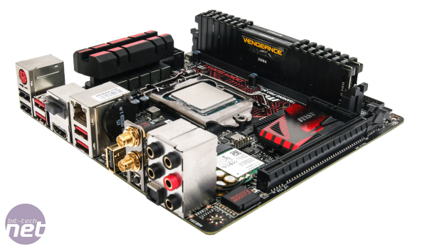 MSI Z170I Gaming Pro AC Review MSI Z170I Gaming Pro AC Review - Test Setup