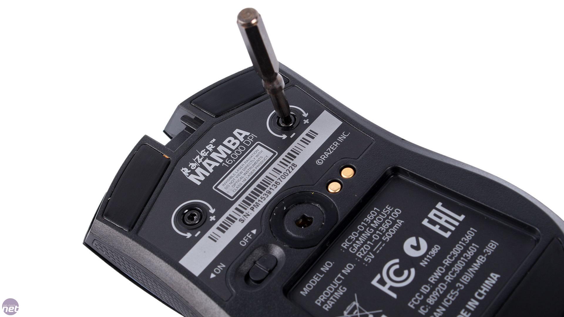 Razer аккумулятор mamba