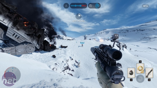 Star Wars: Battlefront Beta Impressions