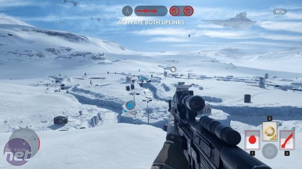 Star Wars: Battlefront Beta Impressions [WEDNESDAY] Star Wars: Battlefront Beta Impressions