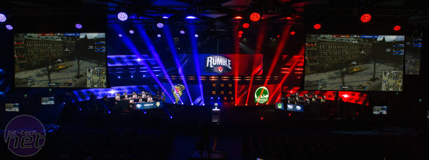 The Wargaming.net League Continental Rumble  Wargaming Interview – Nicolas Passemard (Head of esports, Europe)