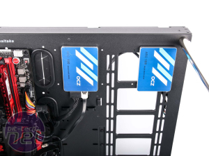 Thermaltake Core P5 Review Thermaltake Core P5 Review - Interior