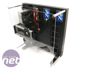Thermaltake Core P5 Review Thermaltake Core P5 Review - Conclusions