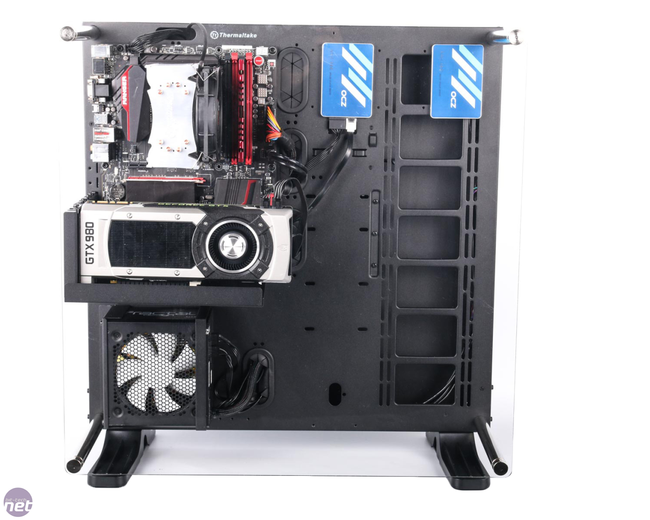 Thermaltake core p5 review thermaltake core p5 review conclusions