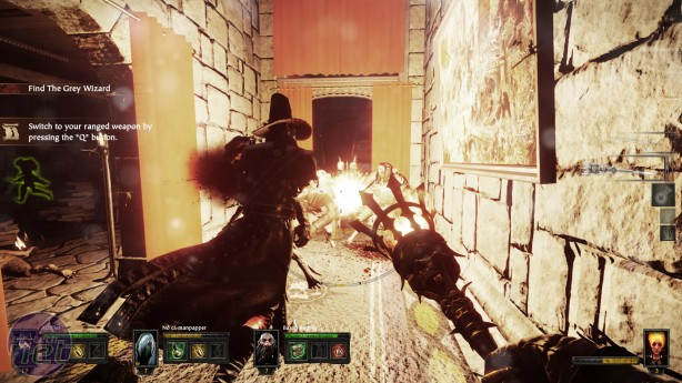 Warhammer: The End Times: Vermintide Review Warhammer: The End times: Vermintide Review