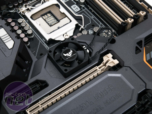 Asus Sabertooth Z170 Mark 1 Review
