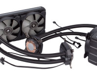 Corsair Hydro Series H80i GT and H100i GTX Reviews
