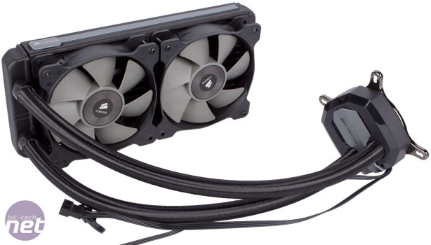 *Corsair Hydro Series H80i GT and H100i GTX Reviews Corsair H80i GT and H100i GTX Reviews