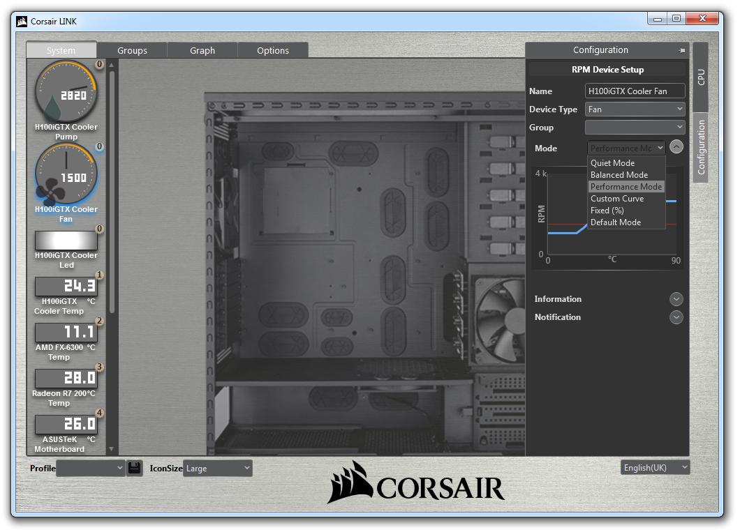 Corsair Hydro Series H80i GT and H100i GTX Reviews   bit