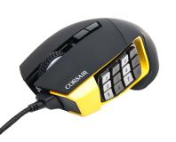 Corsair Scimitar RGB Gaming Mouse Review