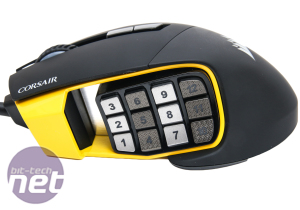 Corsair Scimitar RGB Gaming Mouse Review