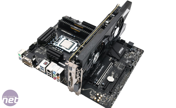 *MSI Z170A SLI Plus Review MSI Z170A SLI Plus Review - Test Setup