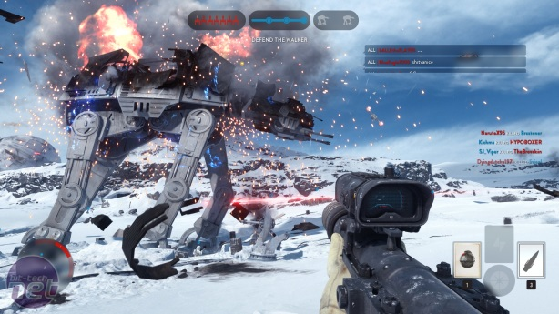 Rick and Jake talk Star Wars: Battlefront