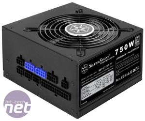 SilverStone Strider Platinum 750W Review