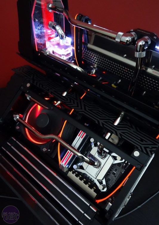 Bit-tech Mod of the Year 2015 In Association With Corsair Tristellar Whetstone by Alain-s