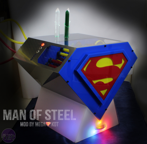 Bit-tech Mod of the Year 2015 In Association With Corsair Man of Steel by MegaSkot