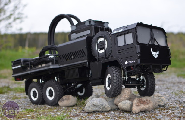 Bit-tech Mod of the Year 2015 In Association With Corsair Rockcrawler X99 by Ace_finland