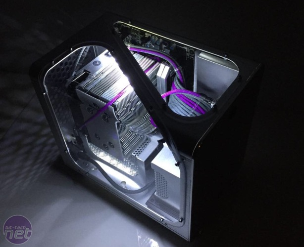 Bit-tech Mod of the Year 2015 In Association With Corsair Elegance by MetallicAcid