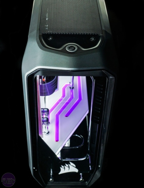 Bit-tech Mod of the Year 2015 In Association With Corsair Frozen Grey By Twister7800gtx