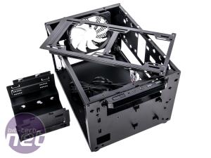 Fractal Design Core 500 Review Fractal Design Core 500 Review - Interior