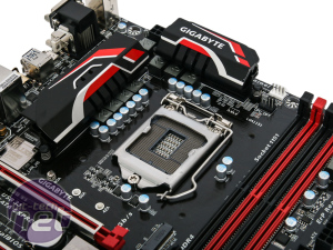 Gigabyte Z170MX-Gaming 5 Review