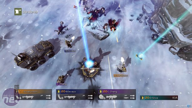 Helldivers Review