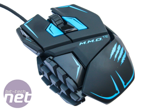Mad Catz  M.M.O.TE Review Mad Catz M.M.O.TE Review