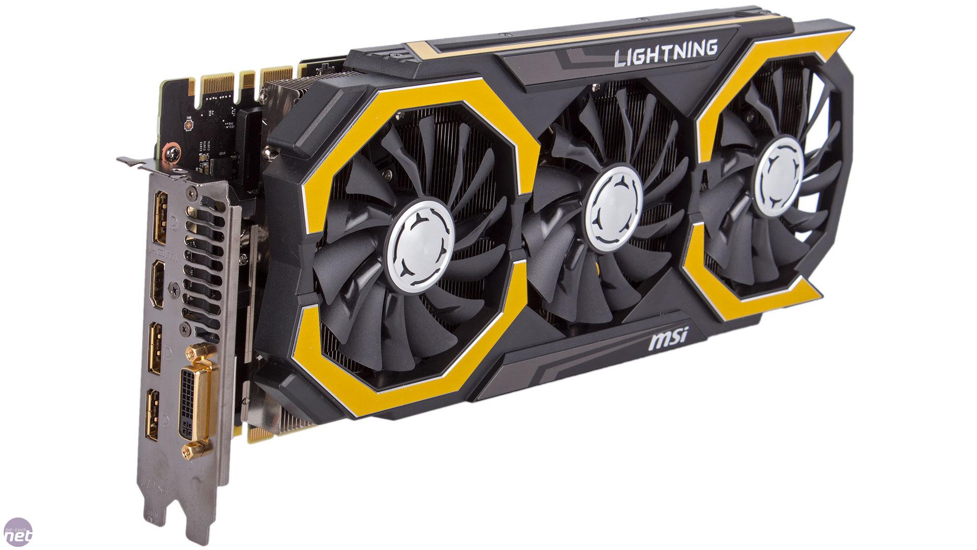 MSI GeForce GTX 980 Ti Lightning Review | bit-tech net