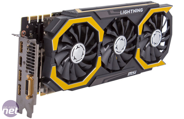 *MSI GeForce GTX 980 Ti Lightning Review MSI GeForce GTX 980 Ti Lightning Review