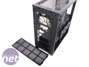 Corsair Carbide Series 400C Review Corsair Carbide Series 400C Review  - Interior