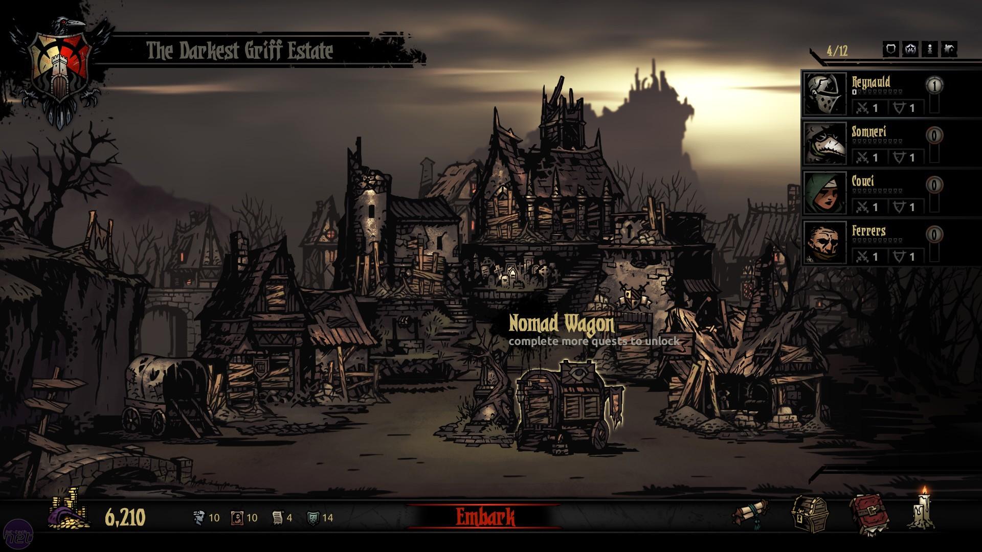 Darkest Dungeon Review | bit-tech net