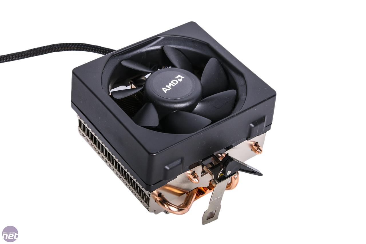 AMD Wraith (FX-8370) Cooler Review | bit-tech net