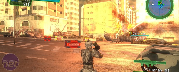 Earth Defense Force 4.1: The Shadow of New Despair Earth Defense Force 4.1 review