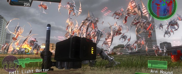 Earth Defense Force 4.1: The Shadow of New Despair Earth Defence Force 4.1 review