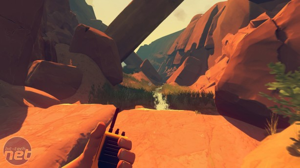 Firewatch Review [EMBARGO Monday 18:00] Firewatch Review